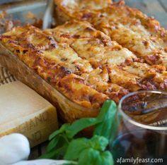 Lasagna - A Family Feast