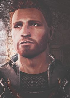 Dragon Age: Origins; Alistair