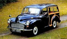 Morris Minor Traveller - my first car and an all time classic