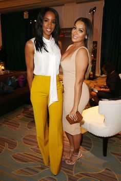 Kelly Rowland Photos Photos - Celebrities Attend an Oscar Viewing Party - Zimbio