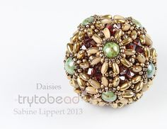 Daisies - trytobead