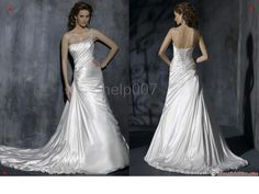 Maggie Sottero Desiree: buy this dress for a fraction of the salon price on PreOwnedWeddingDresses.com