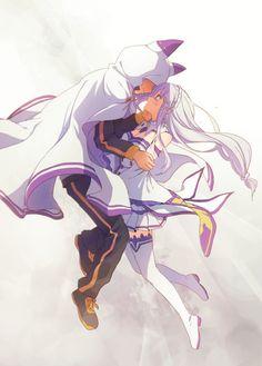 Subaru y Emilia