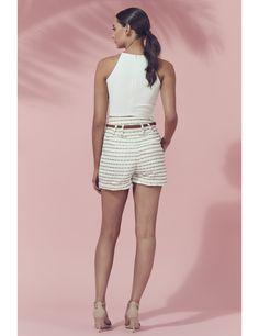 Abudantina Shorts — MATEA: Woman's designer fashion online | Australian designer woman's dresses | Timeless designer garments