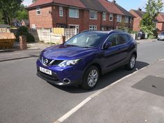 The Nissan Qashqai #carleasing deal | One of the many cars and vans available to lease from www.carlease.uk.com