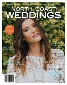 Web ncw16pages  If you are getting married from Forster to the Qld border including Byron Bay, Ballina, Coffs Harbour, Port Macquarie and everywhere in-between then North Coast Weddings magazine is for you. A must-have full colour, glossy publication published twice a year. Filled with local information, articles, styling ideas and gorgeous photos to help you plan your wedding day. Be inspired by our real weddings where couples tell their story in words and pictures.