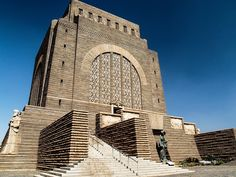 Voortrekker Monument - Pretoria South Africa Pretoria, South Africa, Country, Building, Places, Travel, Beautiful, Viajes, Rural Area