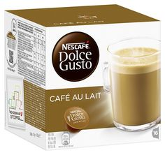 Nescafé Dolce Gusto Café au lait -- Read more reviews of the product by visiting the link on the image.