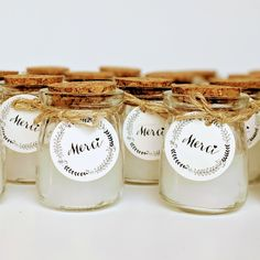 candle wedding favors for guests & candle wedding favors _ candle wedding centerpieces _ candle wedding _ candle wedding decor _ candle wedding ceremony _ candle wedding aisle _ candle wedding favors for guests _ candle wedding centerpieces romantic Cheap Wedding Gifts, Wedding Gifts For Guests, Gift Wedding, Wedding Souvenir, Best Wedding Favors, Wedding Thanks, Wedding Thank You, Small Glass Jars, Candle Wedding Favors