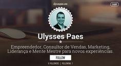 Ulysses Paes (Ubatuba, São paulo) - My UNO Site @ ulyssespaes.uno