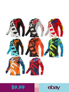 3d8d630de83 Jerseys  ebay  Sporting Goods. Shania · Motos · Fury Race 2017 Bicycle MTB  Jersey Men Cycling Clothes Bicycle Wear Downhill DH ...