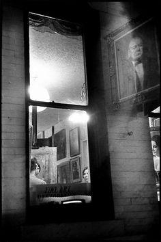 Louis Faurer Somewhere in West Village, New York 1948