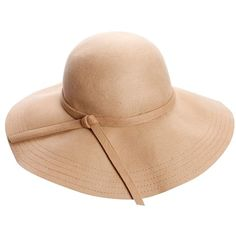 Beige wide brim hat. Wide-brim Hat, Hats, Boohoo, Must Haves, Neutral, Nude, Beige, Accessories, Shopping