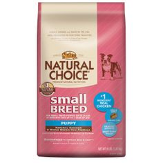 Nutro® Natural Choice® Small Breed Puppy Dog Food - PetSmart