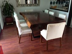 Dinner Table   #organicfurniture #makedesign #suarwood #design #interiordesign #dinnertable www.makedesign.biz