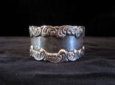 """Vintage stunning Birks sterling silver napkin ring. - $115     This wonderfully crafted napkin ring is in fantastic condition.    Marked on inside """" Birks Sterling """".    All Inquiries    or     clientservices@dejavuantiquesandcollectables.com"""