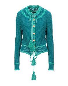Cardigan Vert, Green Cardigan, Sweater Cardigan, Turquoise Fashion, Vivienne Westwood, Cardigans For Women, Sweat Shirt, Gray, Jackets
