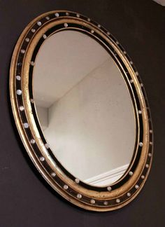 19th Century Irish Mirror in Furniture from Blighty Antiques - want, want, want