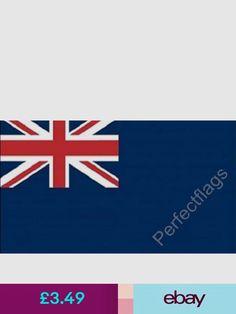 BLUE ENSIGN NAVAL FLAG Size 3x2 5x3 Feet UNITED KINGDOM MILITARY FLAGS