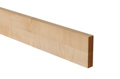 Solid maple worktop upstands from Worktop Express are made from the same high-quality European maple that is used to construct our maple worktops. They add a stylish finishing touch to wooden worktop installations, and also hide the small 5mm expansion gap that is required between any worktops next to a wall. http://www.worktop-express.co.uk/wood_worktops/maple_3M_80_18mm_worktop_upstand.html