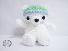 Pollie Polar Bear - $1.00 by Sweet N' Cute Creations