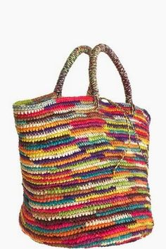 Crochet bags purses 444800900697229752 - crochet maxi tote inspiration Source by Crochet Diy, Crochet Tote, Crochet Handbags, Crochet Purses, Love Crochet, Crochet Crafts, Crochet Projects, Knitted Bags, Crochet Accessories