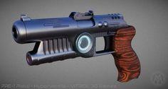 The Praat species default pistol in Hyperventila: The Game Space Fantasy, Fantasy Rpg, Adventure, Games, Gaming, Toys, Adventure Nursery, Game, Spelling