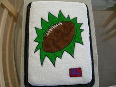 Superbowl Cake 2006 By Twins5485 on CakeCentral.com
