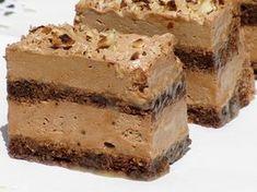 Karamel torta -- **pola litre mlijeka i 5 žlica gustina za fil Torte Recepti, Cake Recipes, Dessert Recipes, Chocolate Pastry, Croatian Recipes, Breakfast Dessert, Sweet Desserts, Afternoon Tea, Deserts