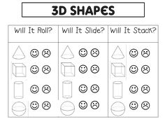 3D Shapes and its properties. I will use later as we go more into depth of the 3D shapes