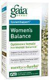 Gaia Herbs Women's Balance, 60-capsule Bottle