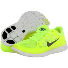Nike Free 5.0+ Women's Running Shoes found on Polyvore