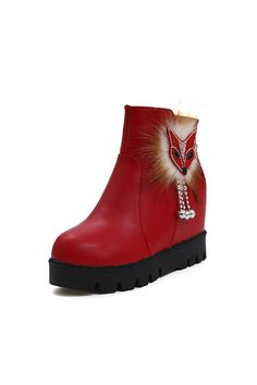 New Fashion Online Store New England Style Genuine Fox Leather Martin Boots-red - intl | ราคา: ฿779.00 | Brand: Unbranded/Generic | See info: http://www.topsellershoes.com/product/67311/new-fashion-online-store-new-england-style-genuine-fox-leather-martin-boots-red-intl