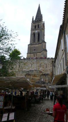 Saint-Emilion church
