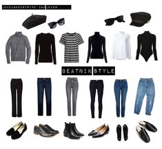 Beatnik style will always influence our wardrobe
