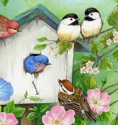Dekupaj için,duvarlara pano için yani renklenmesini dilediğimiz yerler için işimize yarayacak Sevgiyle kalın Canlar
