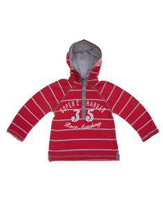Camiseta listrada com capuz e manga comprida  http://www.minime.com.br/camiseta-com-capuz-893.aspx/p