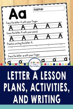 Teach your preschool or kindergarten student the alphabet by immersing them in activities, rhymes, and projects that begin with your letter of the week. Teach these lessons in one day, a week, or month for younger students. Science, math, art, and reading connections can be made with these fun and detailed lesson plans.