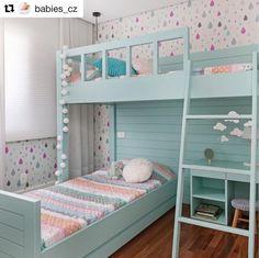 Ten Exclusive Inspirations For Room Design Bedroom, Teen Bedroom Designs, Bedroom Decor For Teen Girls, Bunk Bed Designs, Cute Bedroom Ideas, Room Ideas Bedroom, Kids Bedroom Furniture, Teen Room Decor, Kids Room Design