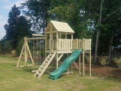Backyard Playgrounds