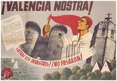 Guerra civil. Valencia