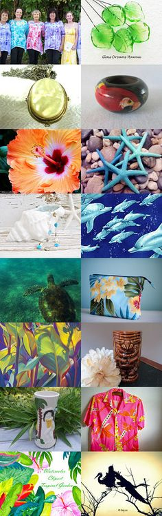 Welcome to Hawaii by Marcia on Etsy--Pinned+with+TreasuryPin.com  #etsyspecialt #integritytt #hawaii