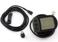 LCD Display 5 Headphones, Bike, Display, Store, Electric Push Bike, Bicycles, Bicycle, Floor Space, Headpieces