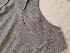 "Life as a Junicorn: DIY: ""Cold Shoulder"" T-Shirt!"