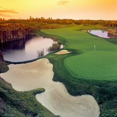 Golf Course Website Design Golf Society of Ireland Kerry Golf Course spirit