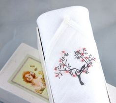 simple hand embroidery designs for handkerchiefs - Google Search