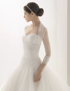 Maeva - Two by Rosa Clará 2014 Bridal Collection