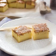 magic custard cake 1