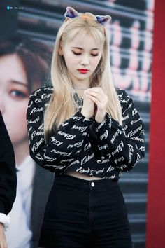 진솔; jinsoul ❥ LOONA