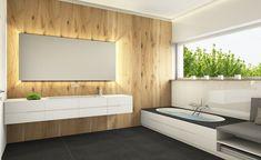 Badmöbel Bathtub, Bathroom, Timber Wood, Standing Bath, Washroom, Bathtubs, Bath Tube, Full Bath, Bath